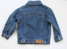 Load image into Gallery viewer, Denim Vintage Jacket 3T