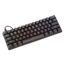Smart Duck XS61 mini wired mechanical keyboard