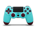Data Frog wireless PS4 controller berry blue