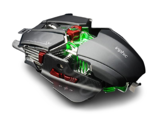 Inphic PG-6 wired gaming mouse