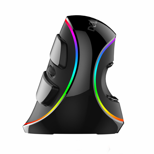 Delux M618 PLUS Vertical Gaming Mouse