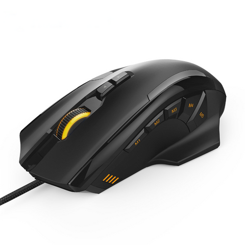 TeckNet HyperTrack 4D wired gaming mouse