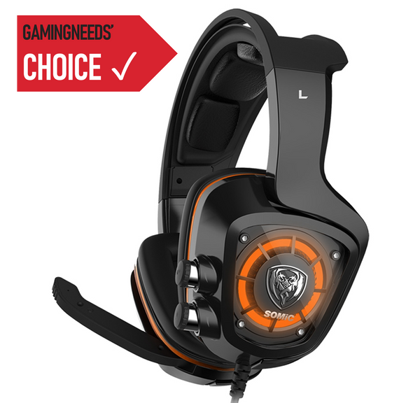 Somic G910 gaming headset