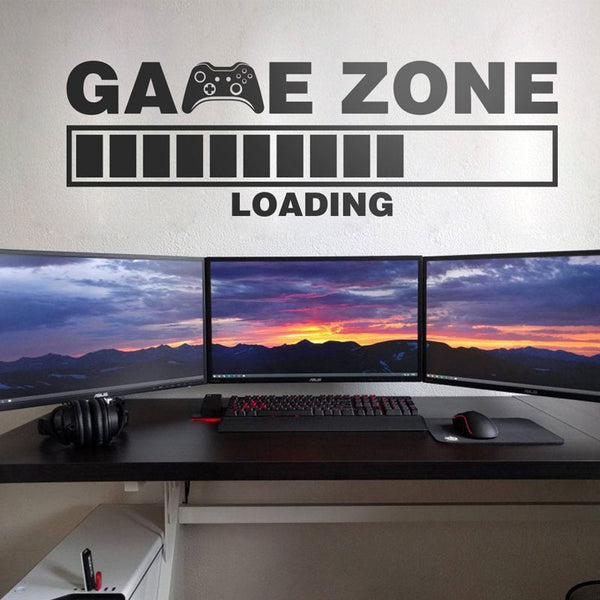 Game Zone Sticker (57x18cm)
