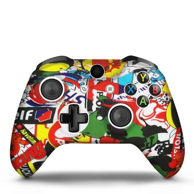 Xbox One controller graffiti 3 skin