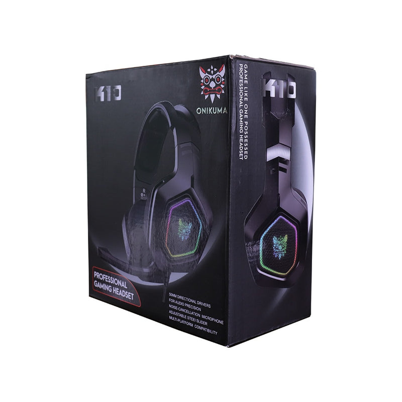 Onikuma K10 wired headset