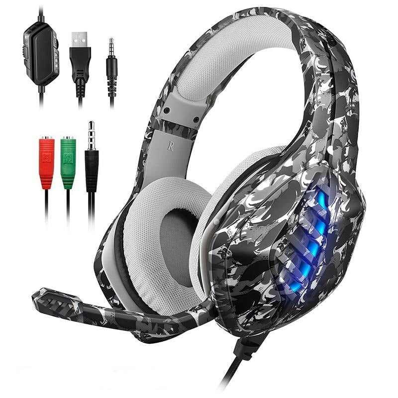 Robotsky Wired Gaming headset