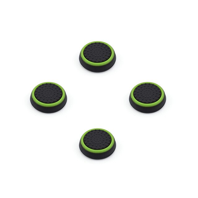 Thumb Grips black and green