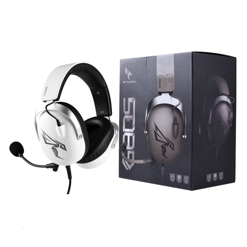 Somic G805 wired headset