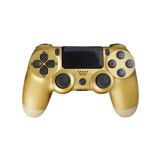 Data Frog wireless PS4 Controller gold