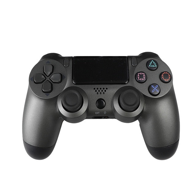 Data Frog wireless PS4 controller steel grey