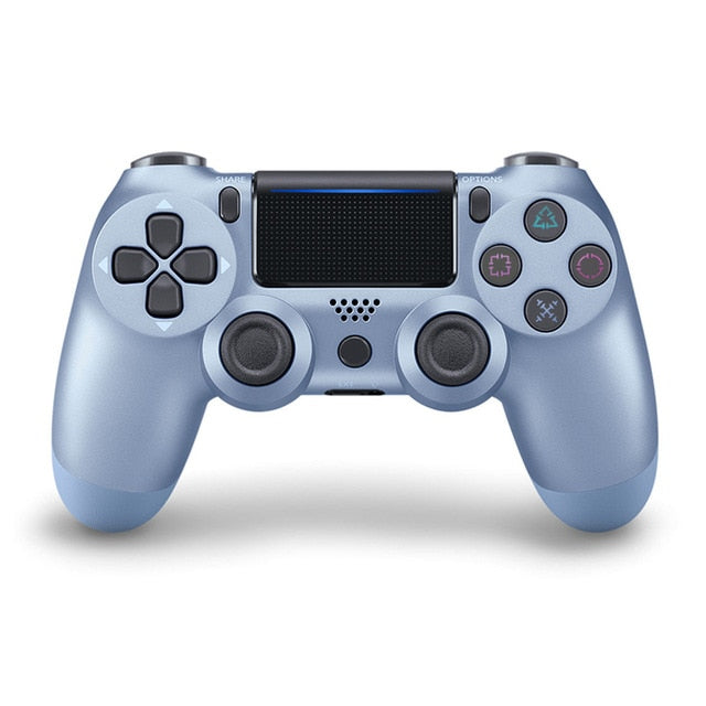 Data Frog wireless PS4 Controller titanium blue