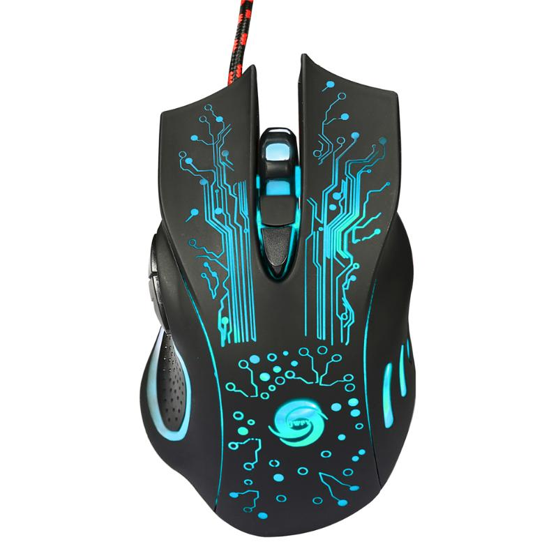 Alloyseed wired gaming mouse