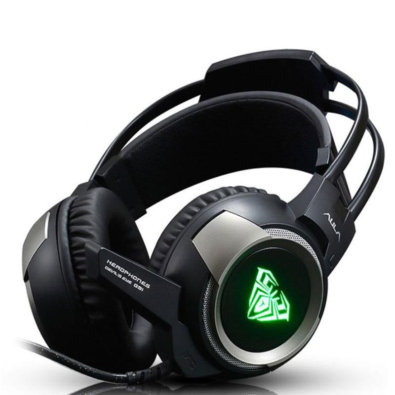AULA G91 Professional Gaming Headset