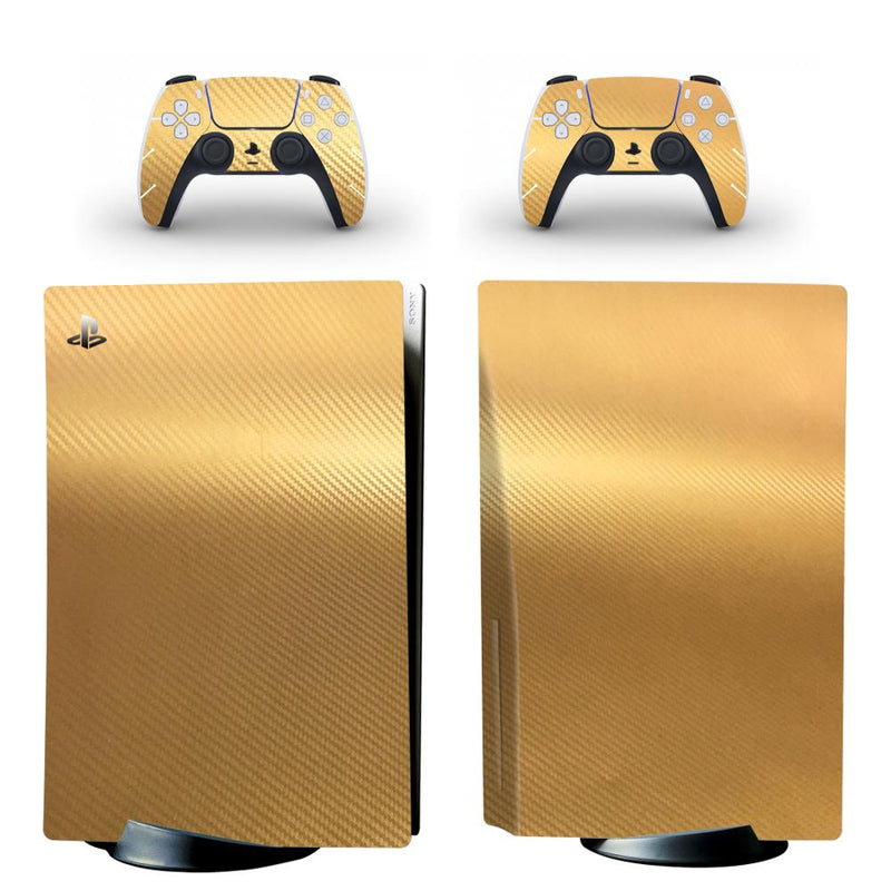 Gold PS5 skin