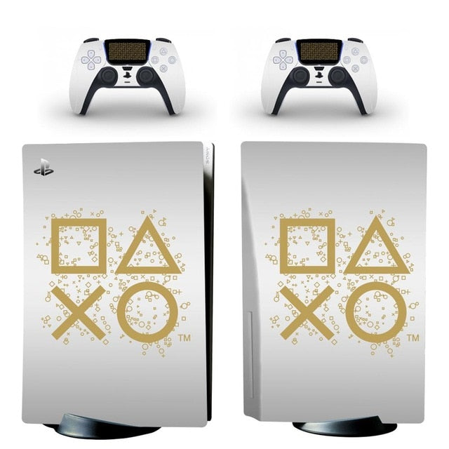 PS5 standard edition skin 2