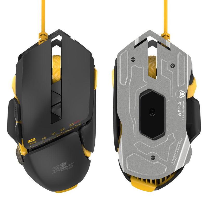 James Donkey 325 gaming mouse