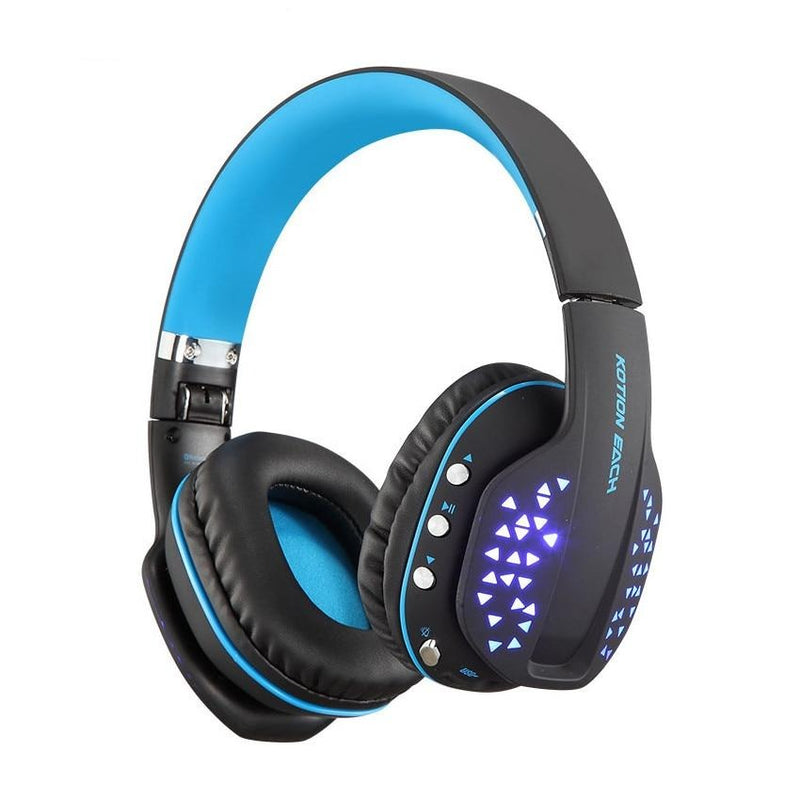 Kotion Each B3507 LED Bluetooth Gaming Headset
