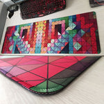 Mosaic large mousepad