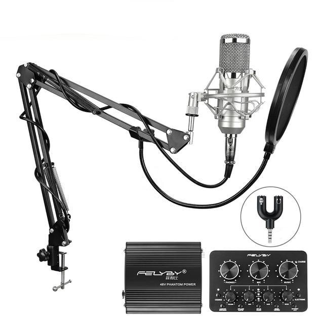 Felyby BM800+ Professional microphone