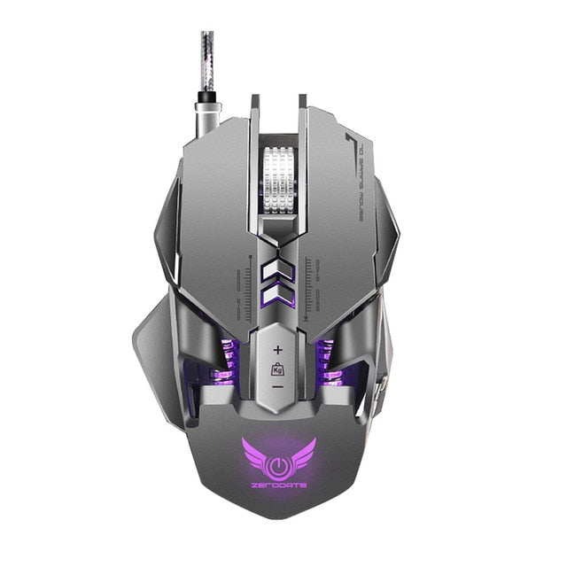 Zerodate X300GY gaming mouse