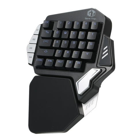 Delux T9X one-handed mechanical Keyboard