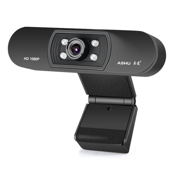 ASHU H800 HD Webcam