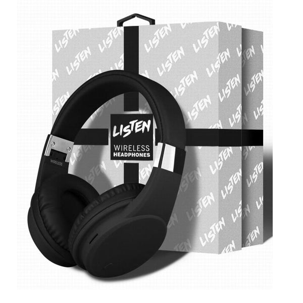 Listen T9 bluetooth headphones (gift)