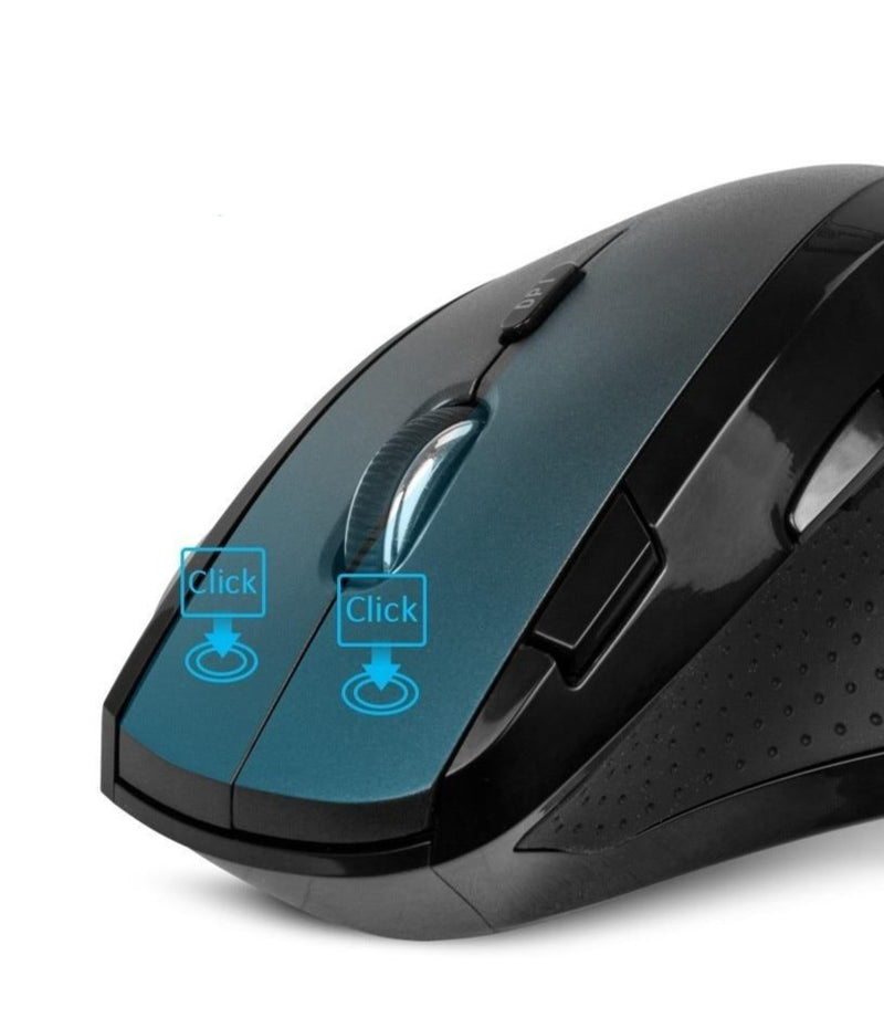 Delux M910GB Wireless Mouse