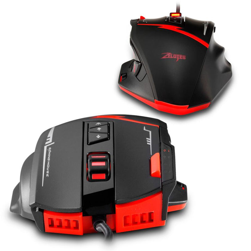 Zelotes C15 gaming mouse