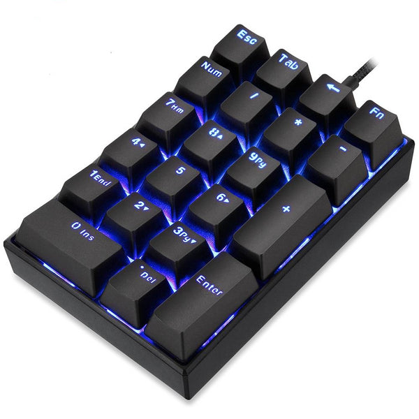 Motospeed K23 Mechanical Keyboard
