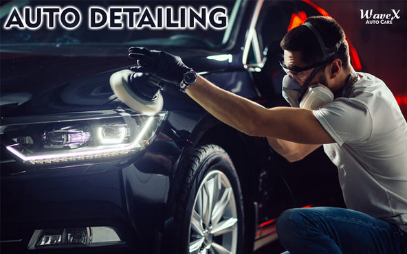 Auto Detailing ? Why your vehicle need Professional car detailing