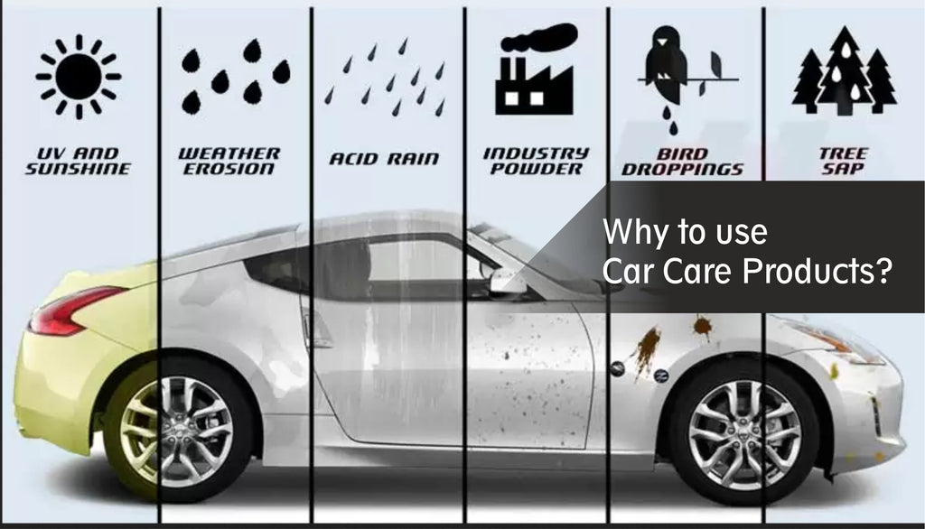 Why you should use car care products?