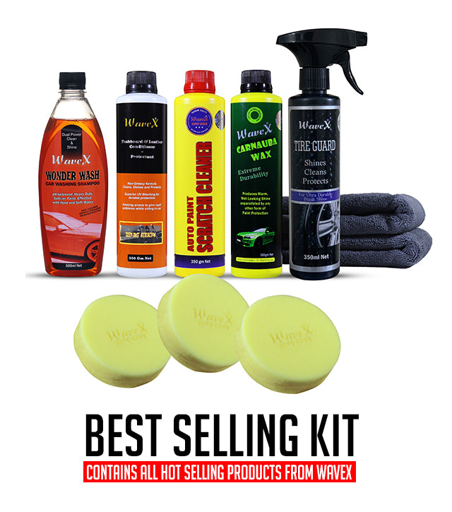 Wavex Auto Detailing Products