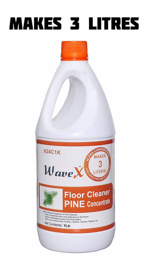 Wavex® Floor Cleaner Disinfectant Liquid Pine Concentrate