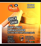 Wavex Multi Surface Floor Cleaner with Chandan Extracts | Cleans and Shines all kinds of Floors