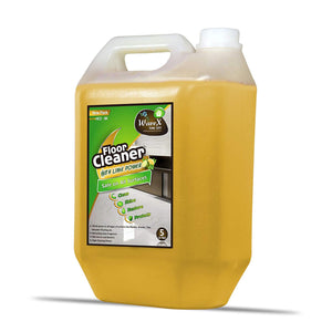 Wavex® Liquid Floor Cleaner- 5 Litre (Lime)
