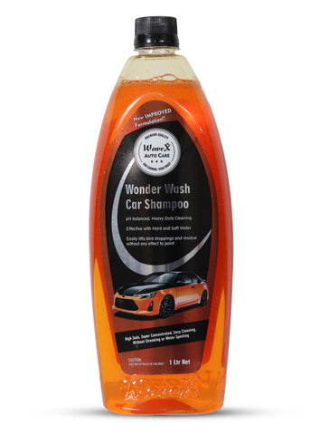 Wavex® Wonder Wash Car Shampoo