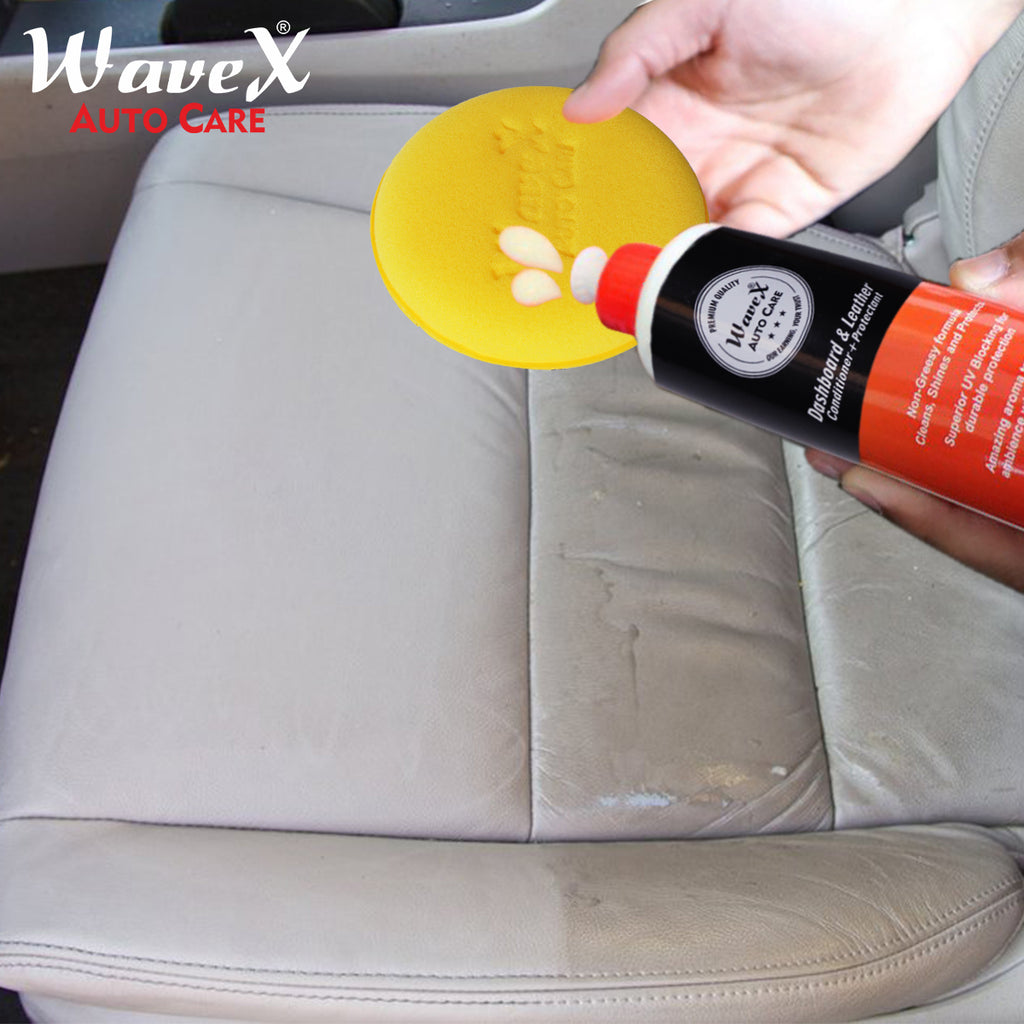 Wavex Dashboard And Leather Conditioner+Protectant