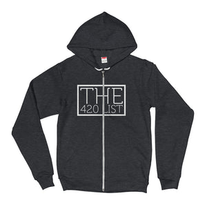 The 420 List Hoodie sweater