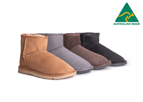 AS Unisex Mini Classic Australian Made UGG Boots