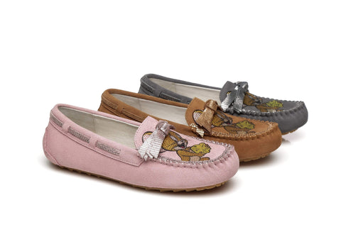 TOM AND JERRY Moccasin Toodles