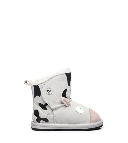 Ever UGG Cow Toddler #21434