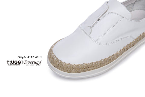 Ever UGG Kids Breathe Soft Leather Shoes #11499