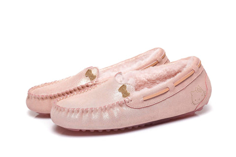Hello Kitty Moccasin
