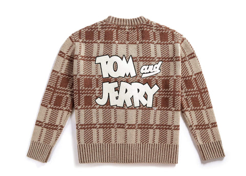 TOM AND JERRY Short Cardigan Nelly