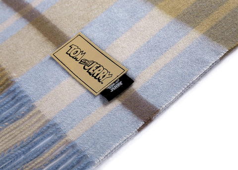 TOM AND JERRY Wool Scarf Cuckoo