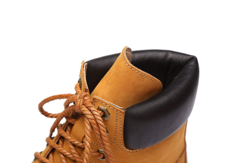 AS UGG Unisex Leather Boots Noah