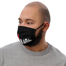 Stay Savage Logo Face Mask