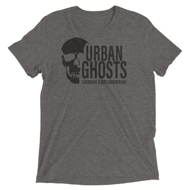 Urban Ghosts Black Logo Tee - Unisex (9 Colors)